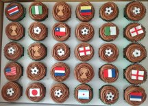 Celebrate-Cakes-World-cup-choc-cupcakes