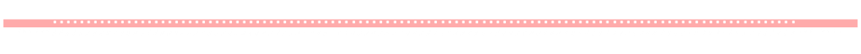 Pink dotty border